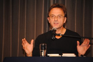 Fritz Eckenga zu Gast in Dülmen