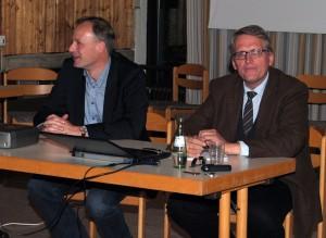 Jürgen Holtkamp (Moderator), Professor Thomas Sternberg