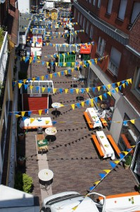 1. Dülmener Weinfest 2011